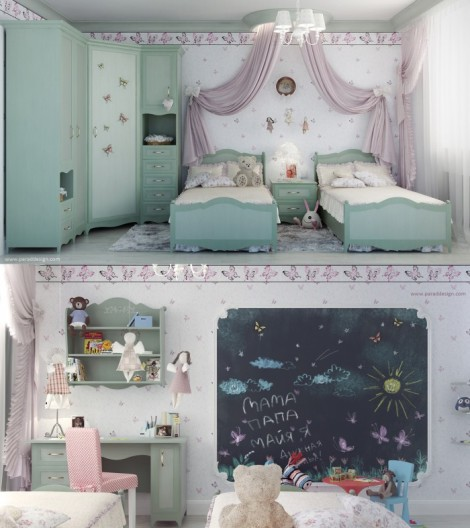2-little-girls-bedroom-7-700x787