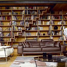 Domowa Biblioteka White Interior Design Blog
