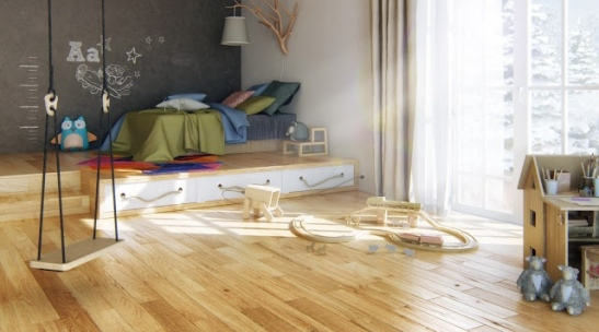open-plan-boys-room-with-blonde-wood-flooring