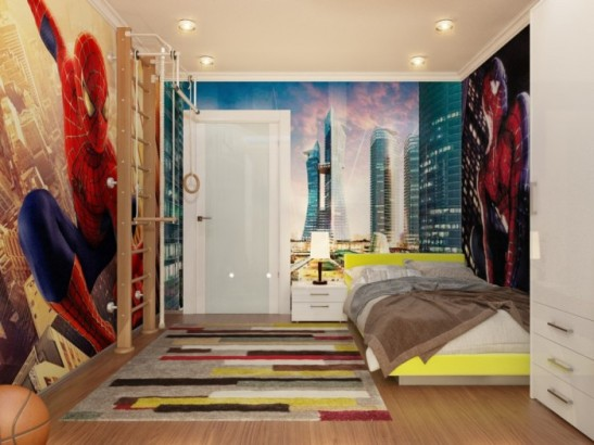 spiderman-down-lit-boys-room-700x525