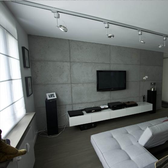 beton wkracza na salony white interior design blog. Black Bedroom Furniture Sets. Home Design Ideas