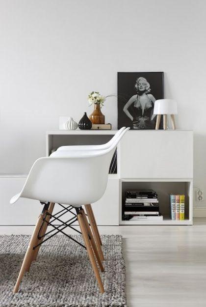 Projekty Ray Amp Charles Eames White Interior Design Blog